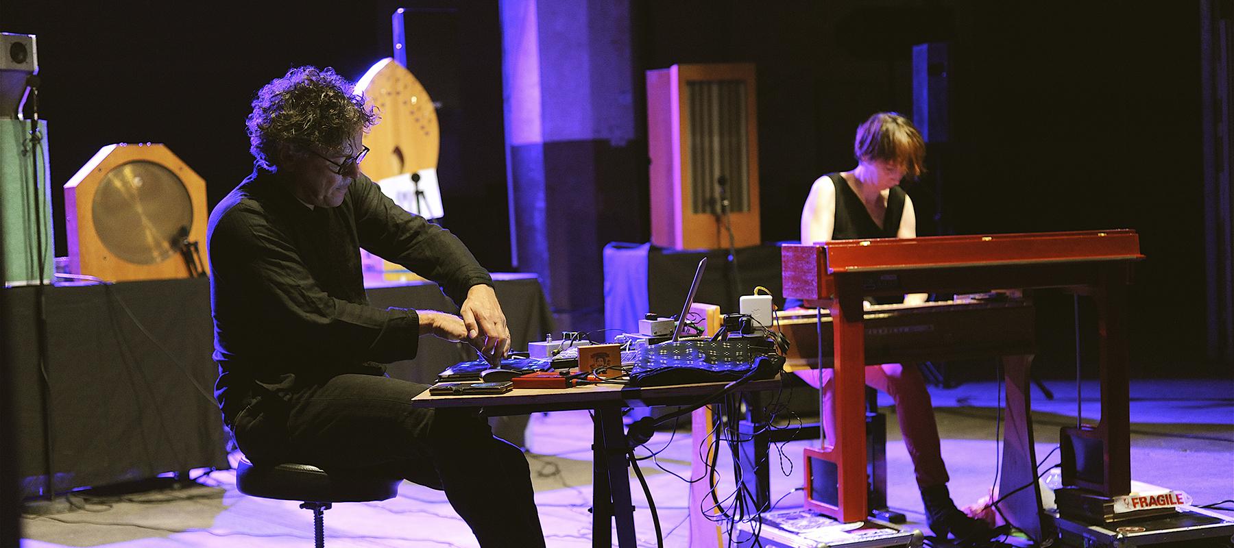ErikM et Nathalie Forget au festival Météo 2020