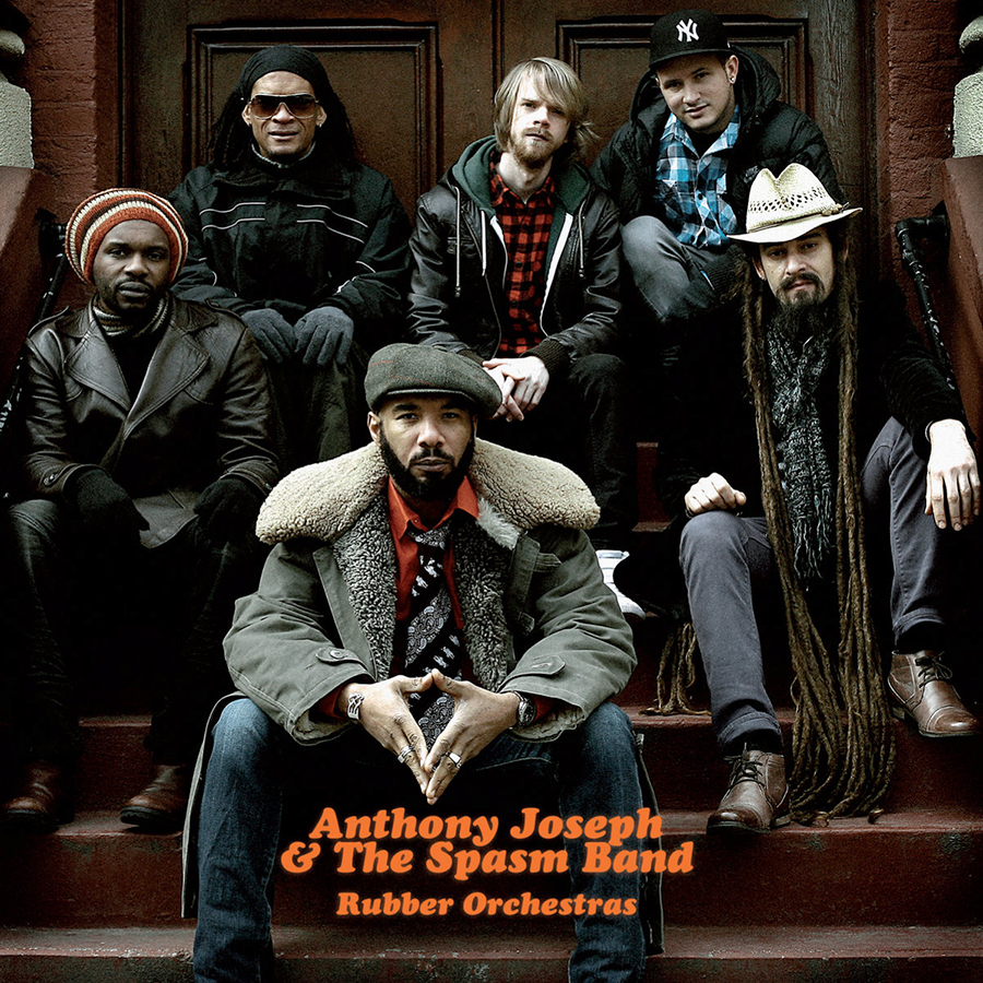Rubber Orchestras d'Anthony Joseph & The Spasm Band