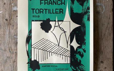 Franck Tortiller, lames de fonds