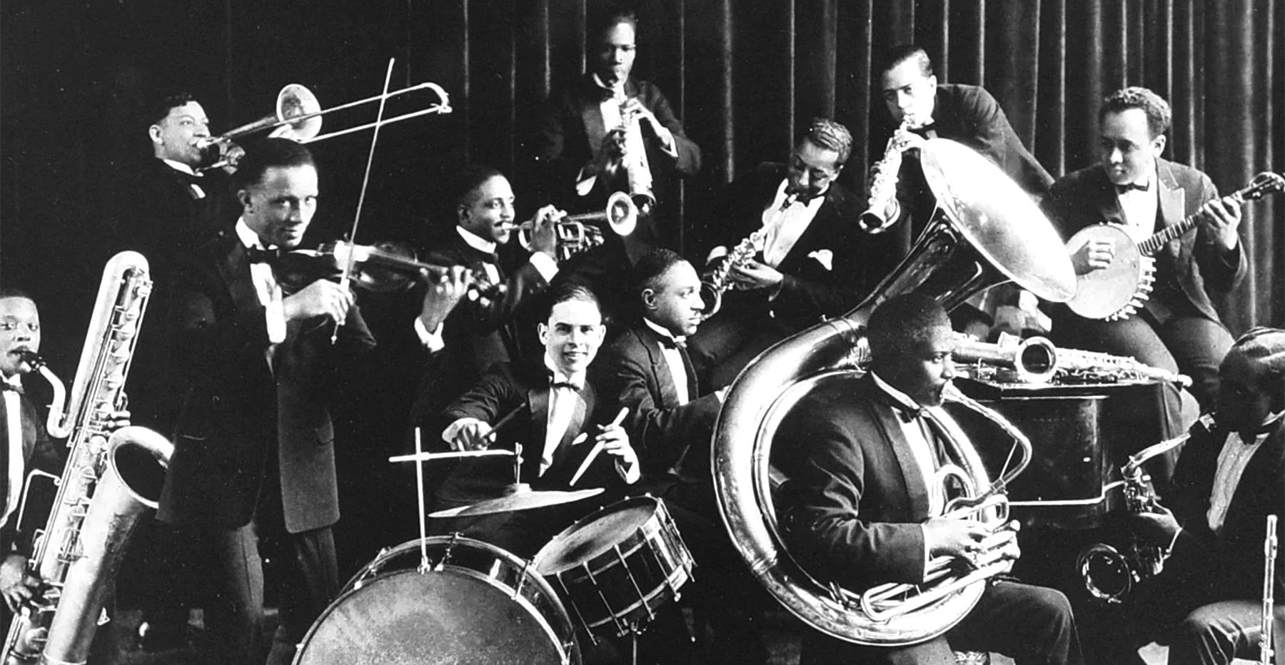 Jazz Blues avec Erskine Tate's Vendome Orchestra