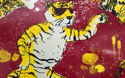 Mettez un Tigre dans votre moteur