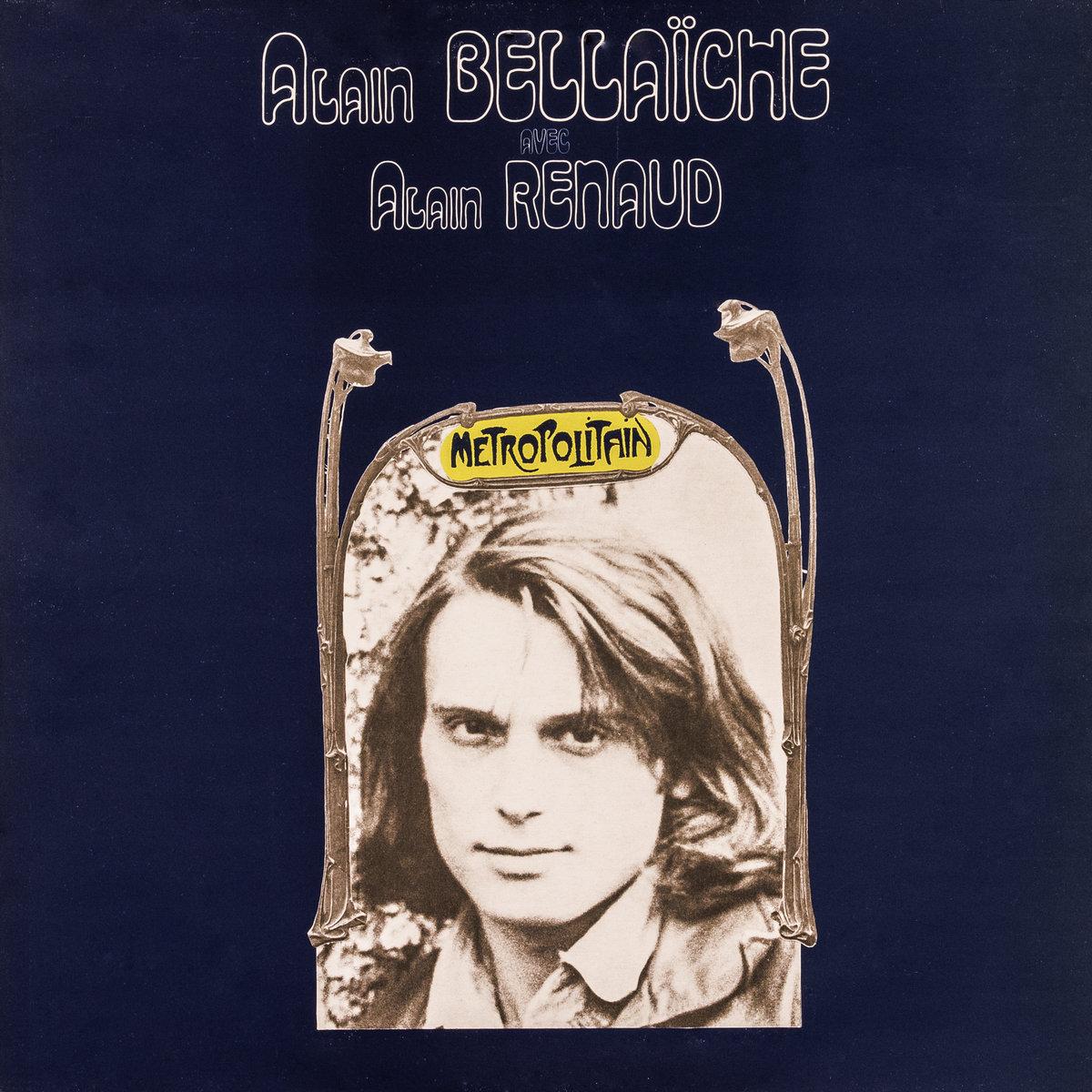 Metropolitain de Alain Bellaïche et Alain Renaud