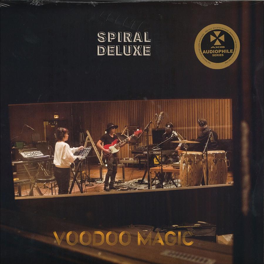 Voodoo Magic de Spiral Deluxe