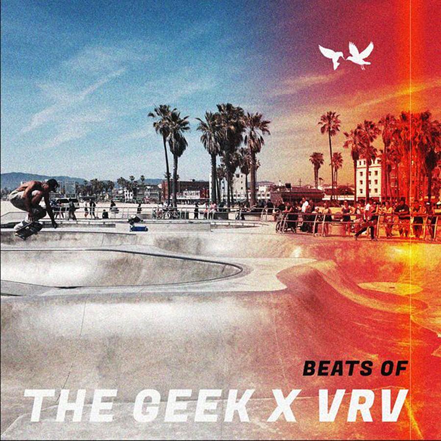BEATS OF de The Geek x Vrv