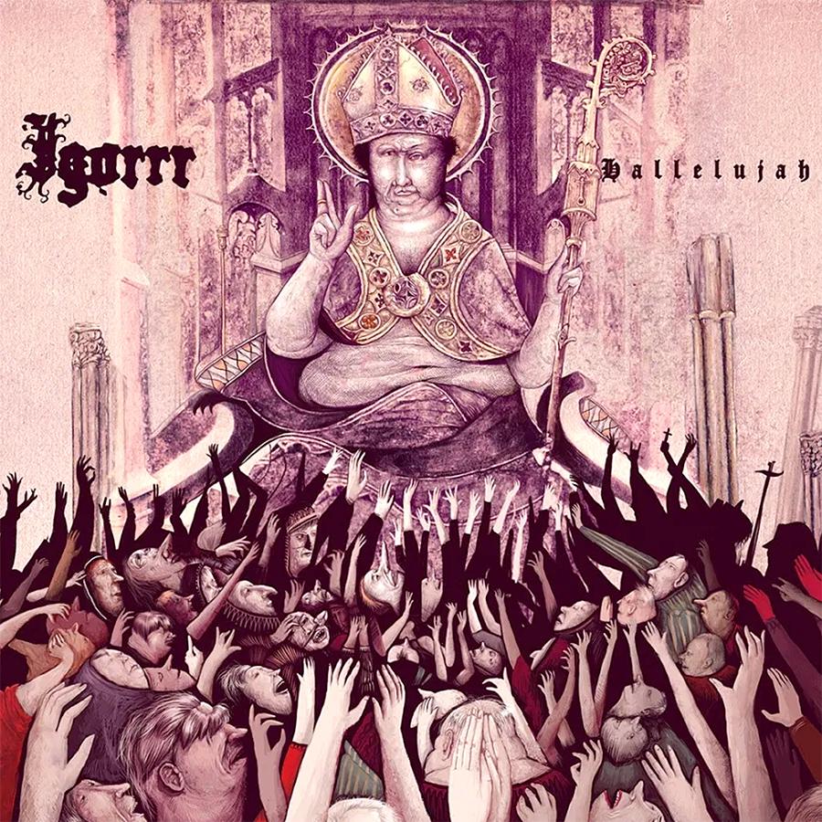 Spirituality and Distortion de Igorrr