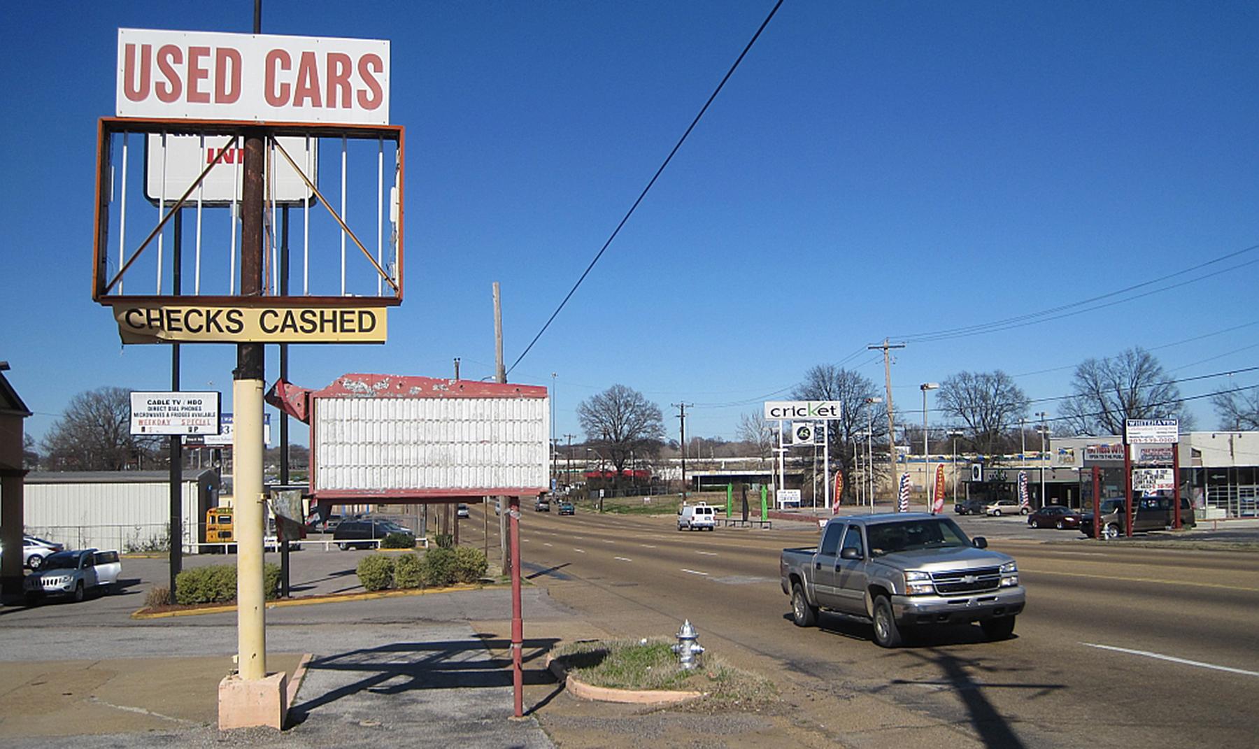 Whitehaven à Memphis, Tennessee
