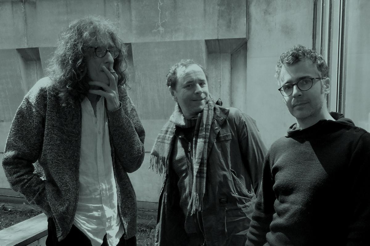 Jean-François Pauvros,, Mark Kerr et Antonin Rayon