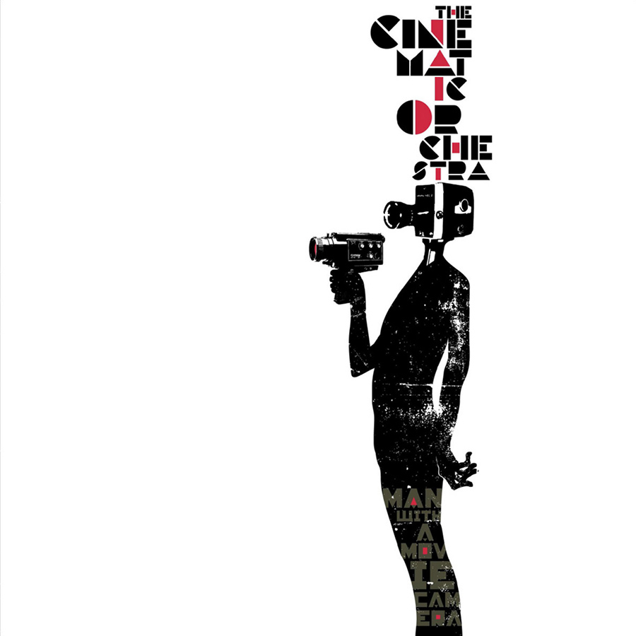 Man With A Movie Camera de The Cinematic Orchestra