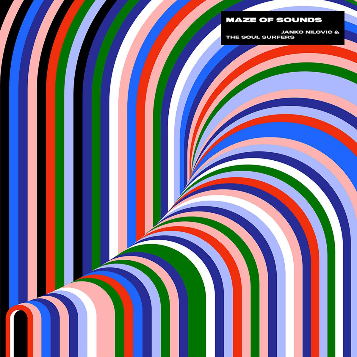 Maze of Sounds de Janko Nilovic