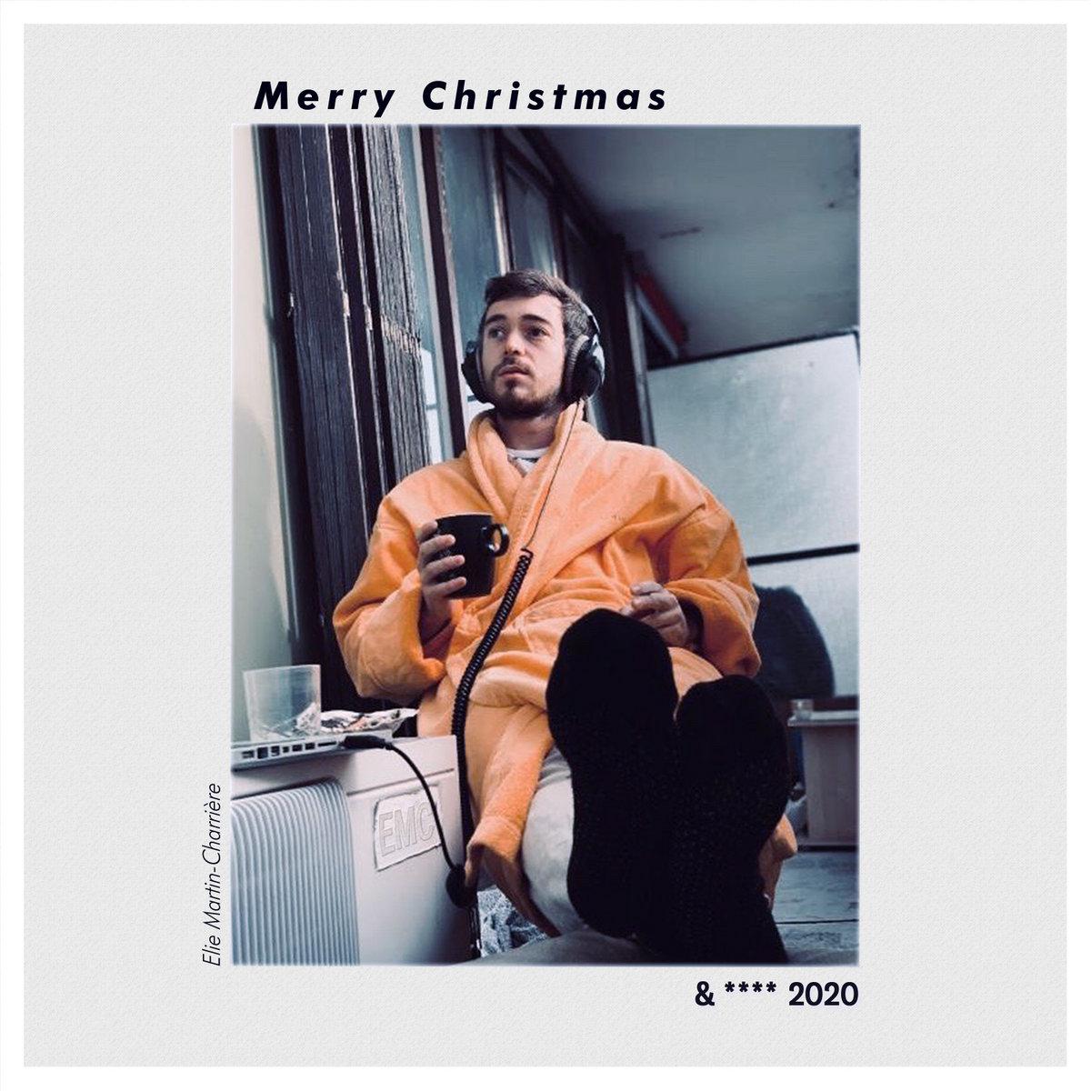 pochette EP - Merry Xmas