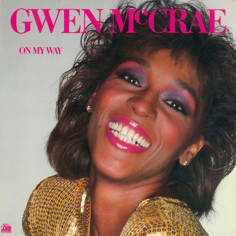 Keep the Fire Burning de Gwen McCrae