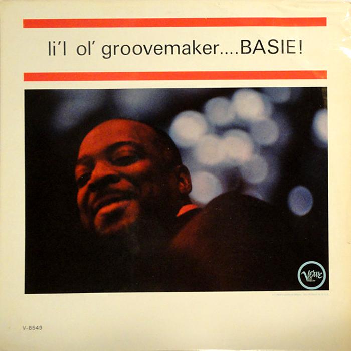 Li'l Ol' Groovemaker... Basie! de Count Basie