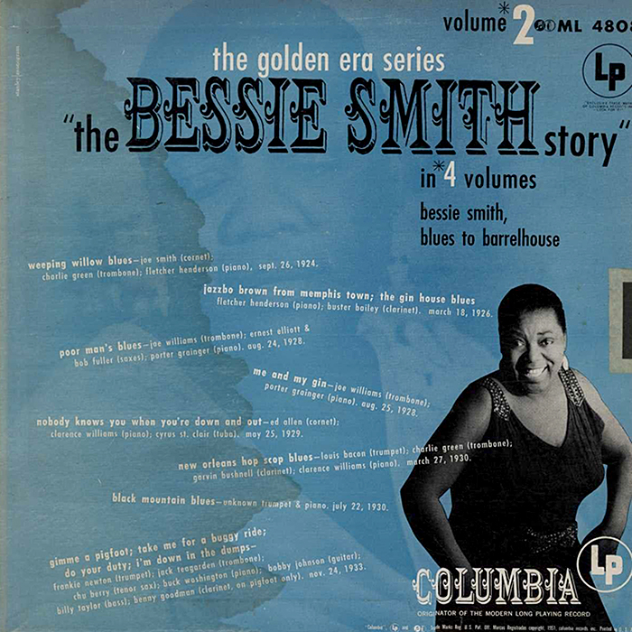 The Bessie Smith Story, Vol. 1