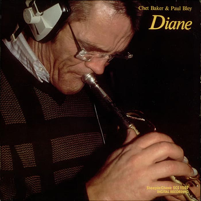 Diane de Chet Baker et Paul Bley