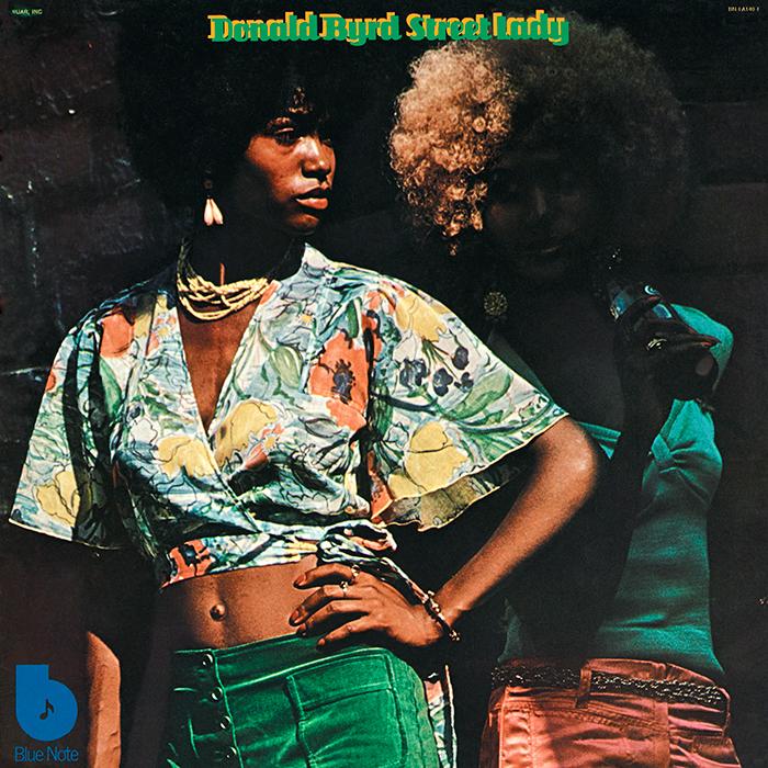 Street Lady de Donald Byrd