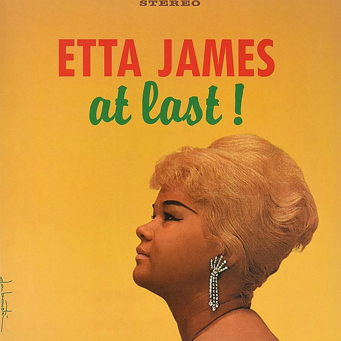 At last ! d'Etta James