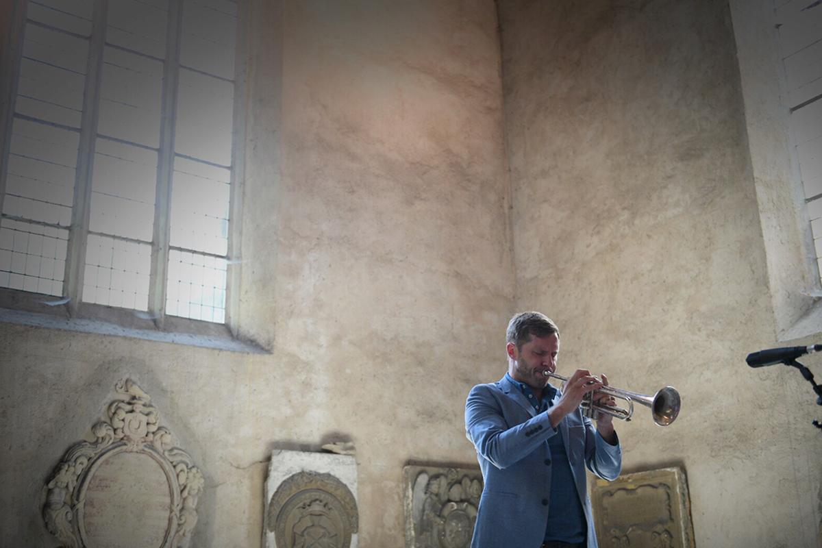 Peter Evans à la trompette