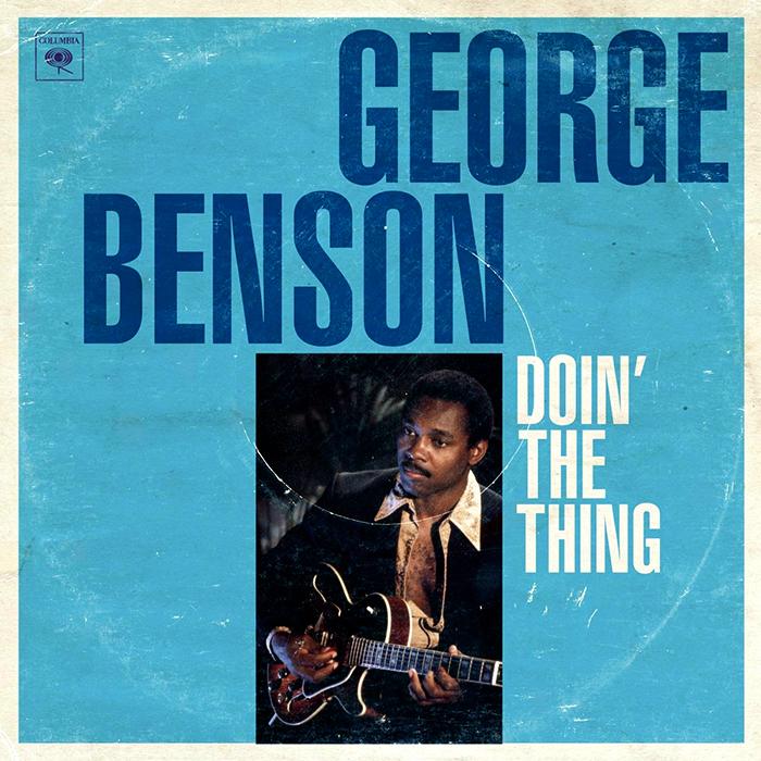 Doin' The Thing de George Benson