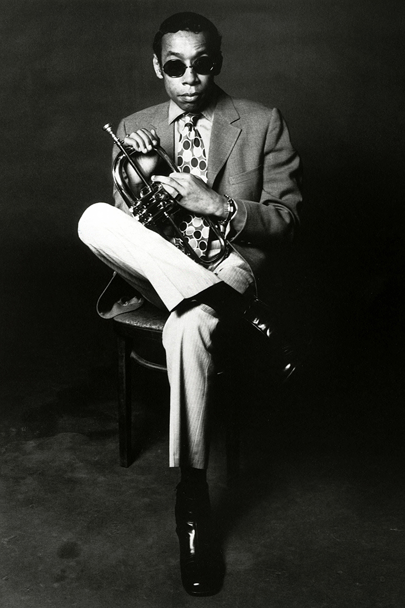 Lee Morgan, trompette et haute-couture