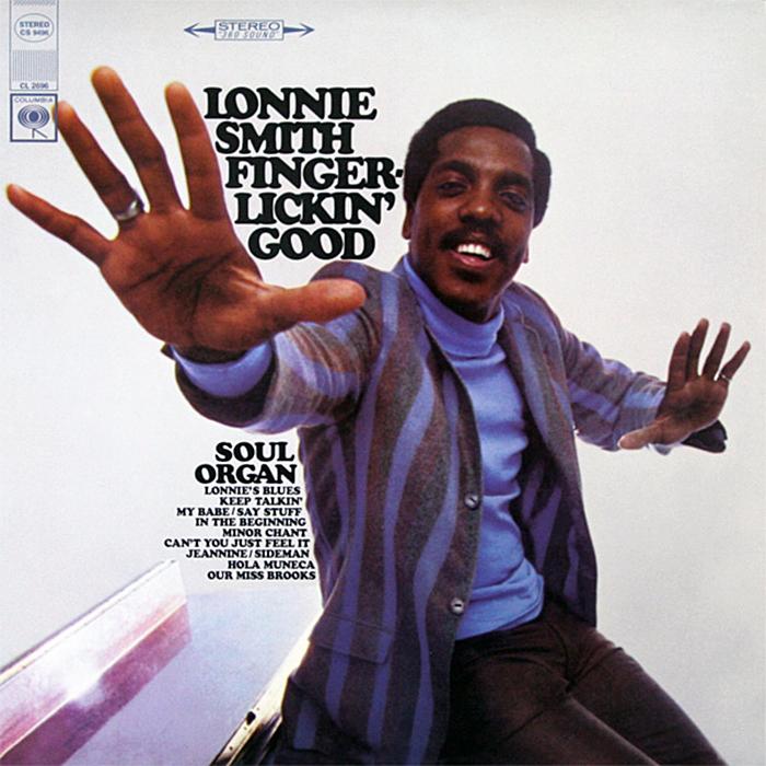 Finger Lickin' Good de Dr. Lonnie Smith