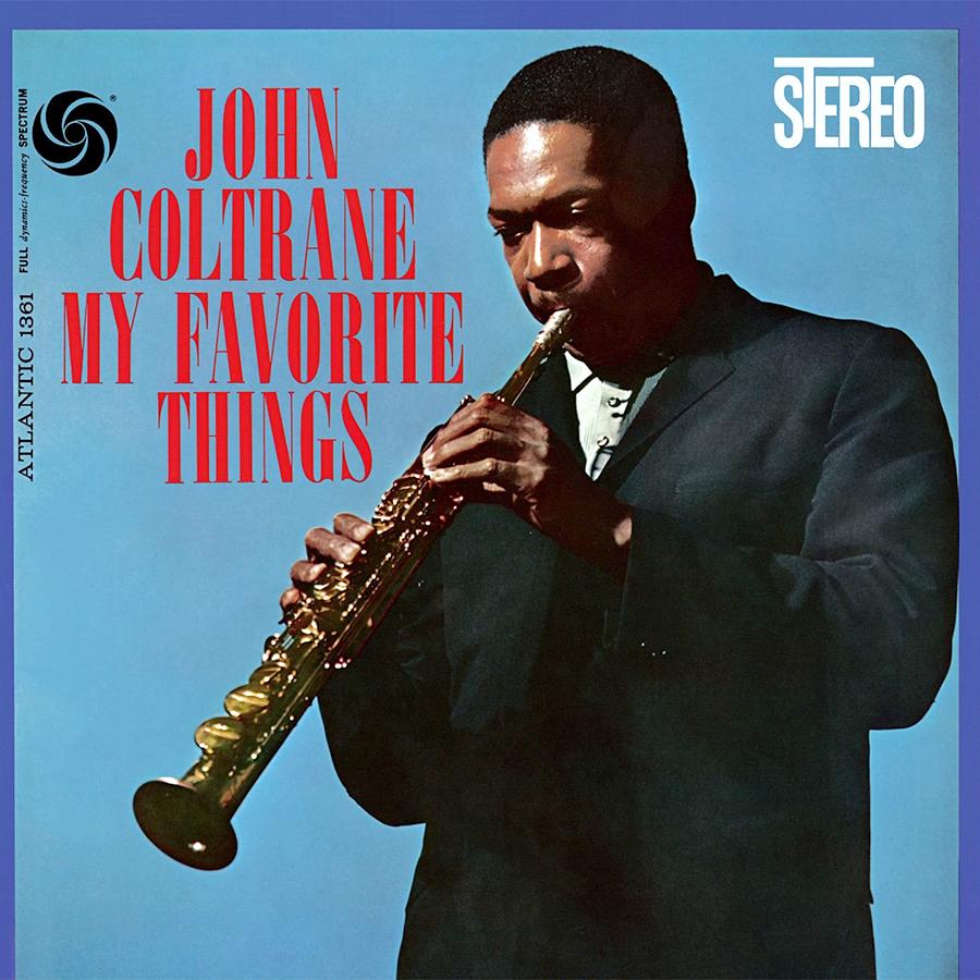 My-favorite-things de John Coltrane