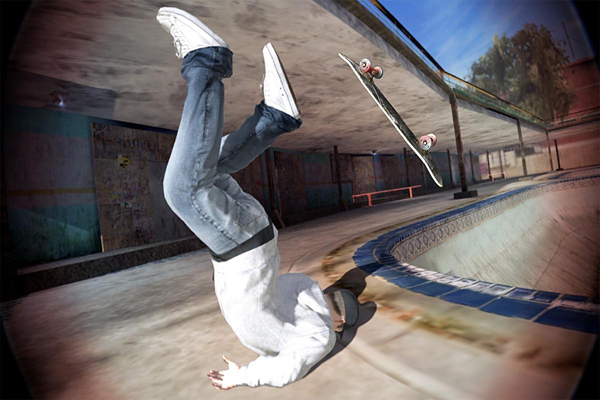 La chenille version Street cred' Skate 2