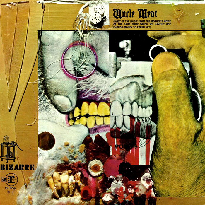 Uncle Meat de The Mothers of Invention