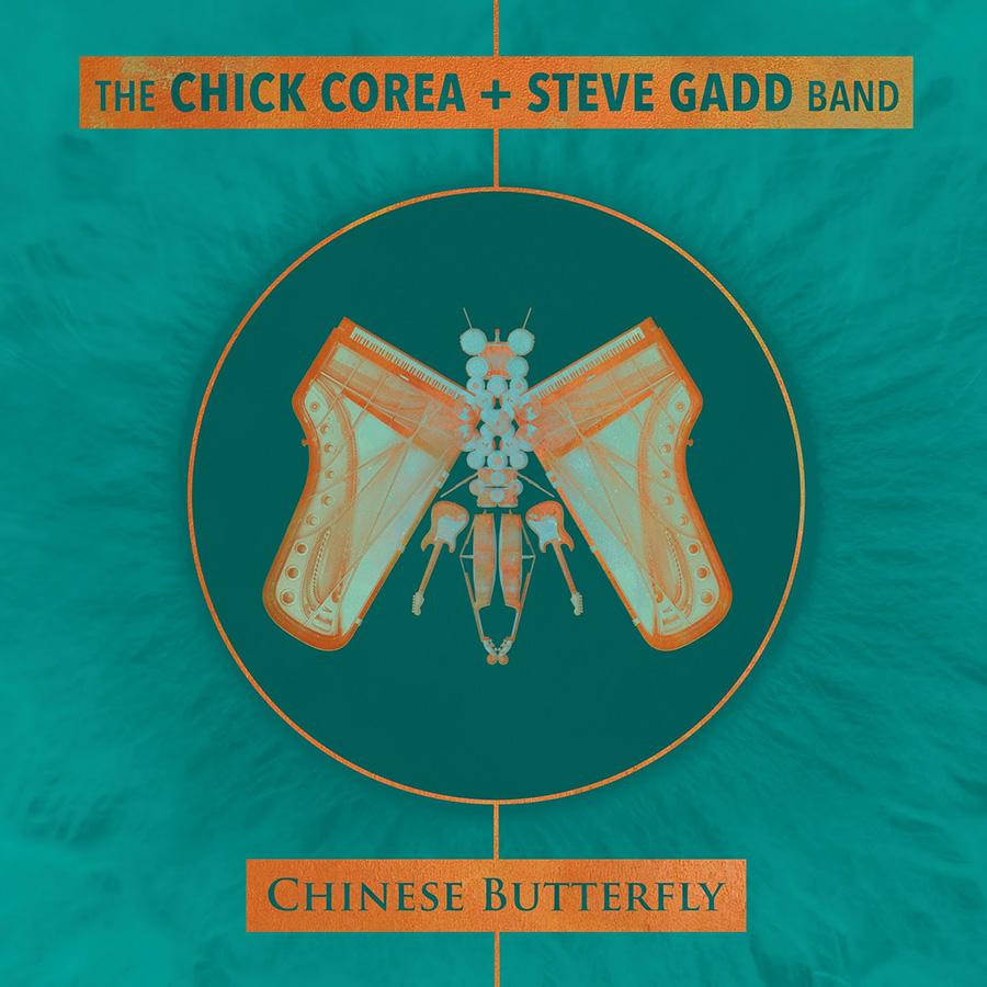Chinese Butterfly de Chick Corea et Steve Gadd