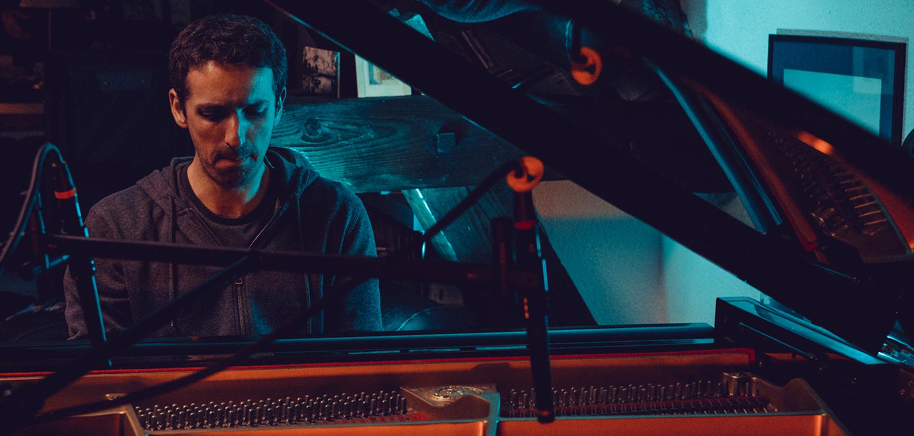 Martin Schiffman au piano