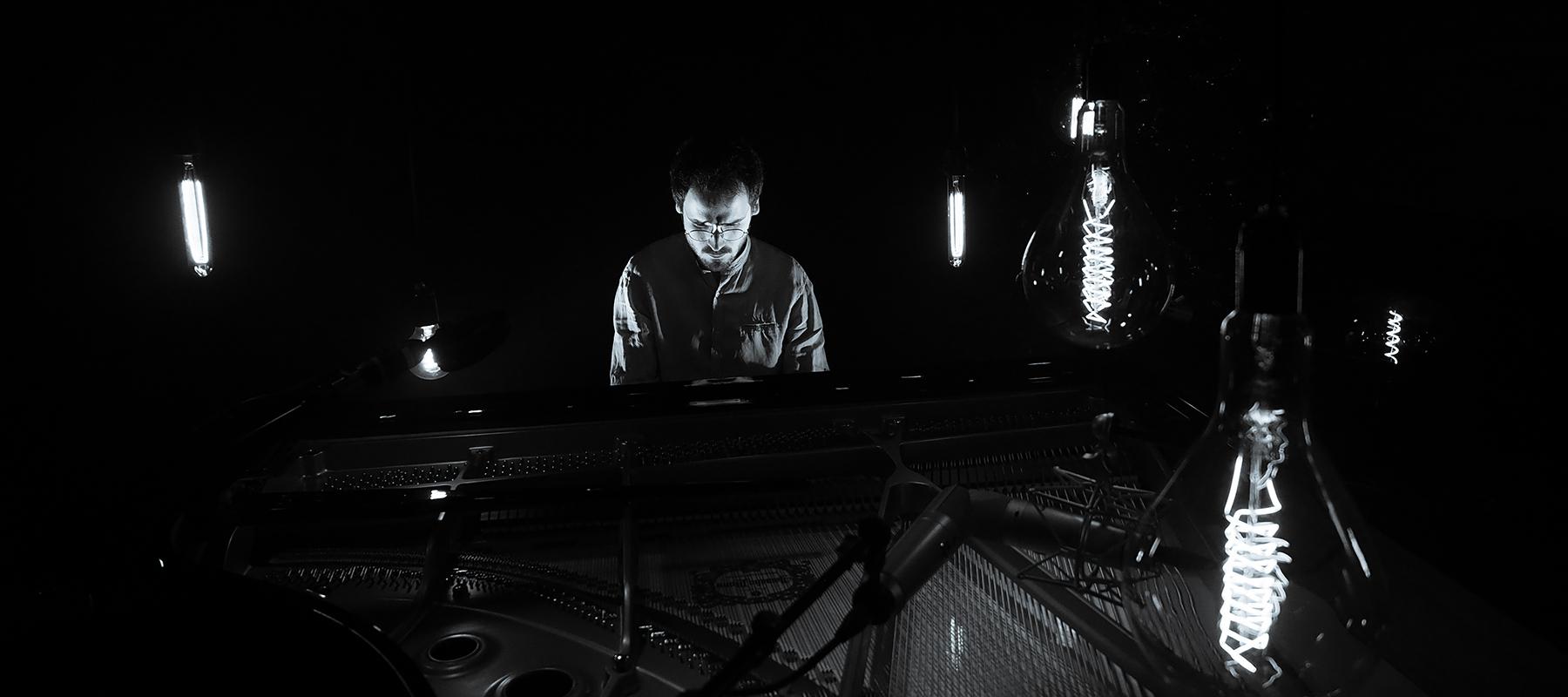 Antonin Néel, pianiste