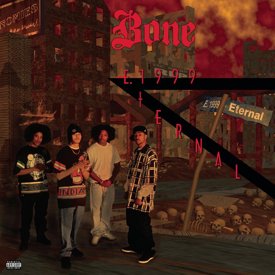E. 1999 Eternal de Bone Thugs-N-Harmony