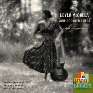 Vari-Colored Songs de Leyla McCALLA