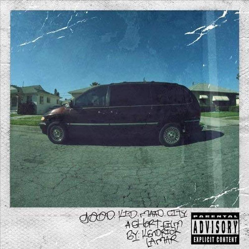 Good Kid, M.A.A.D City de Kendrick Lamar