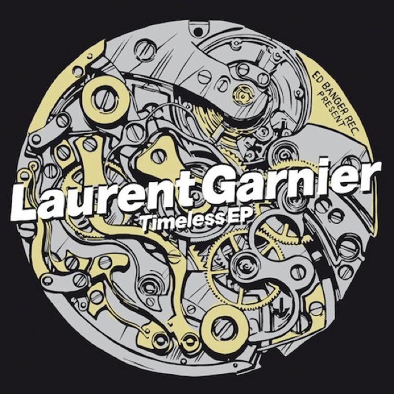 LAURENT GARNIER - Our Futur (feat. The L.B.S. Crew) [Detroit Mix] (Timeless EP, 2012)