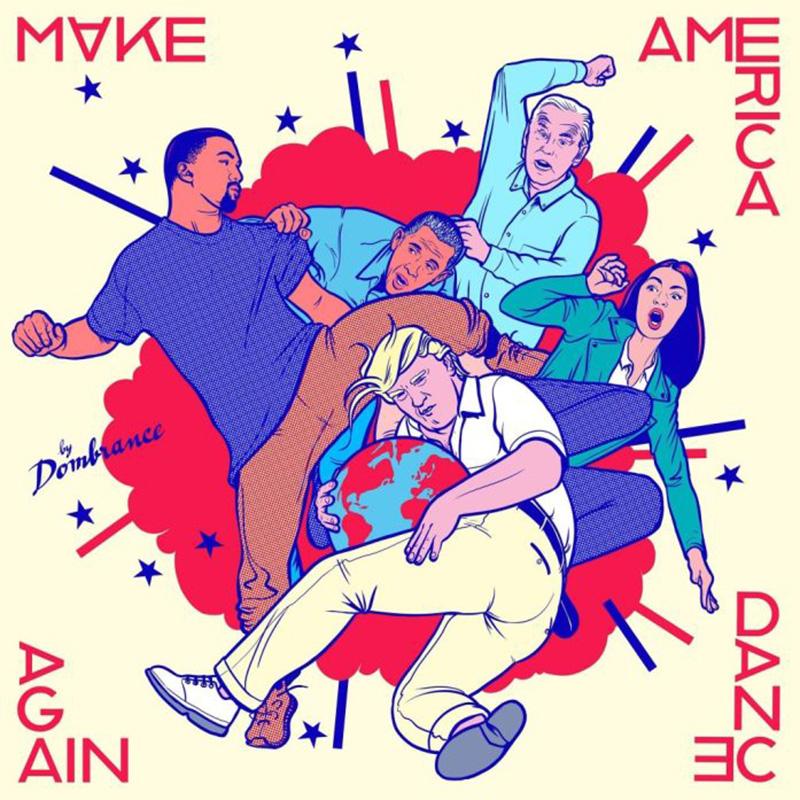 Dombrance - Kanye West (Make America Dance Again, 2021)