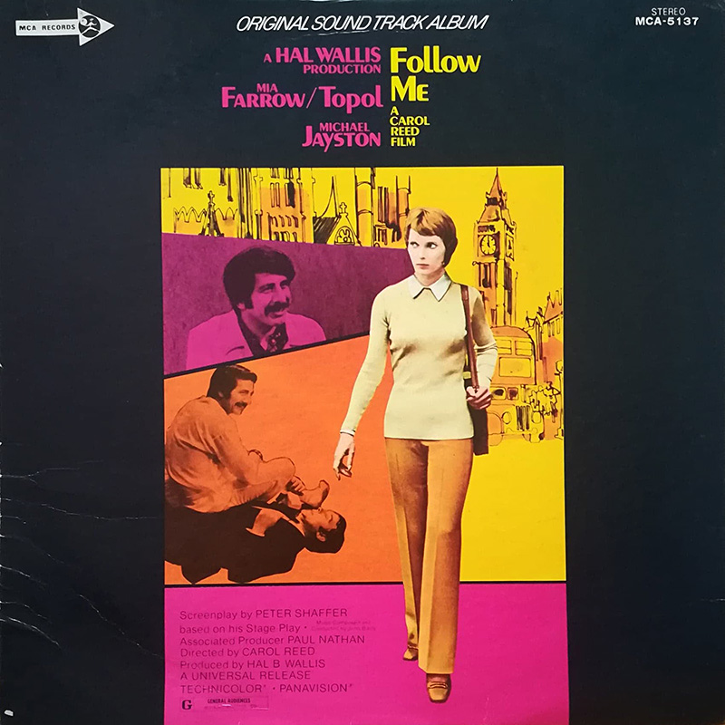 Follow Me OST par John Barry
