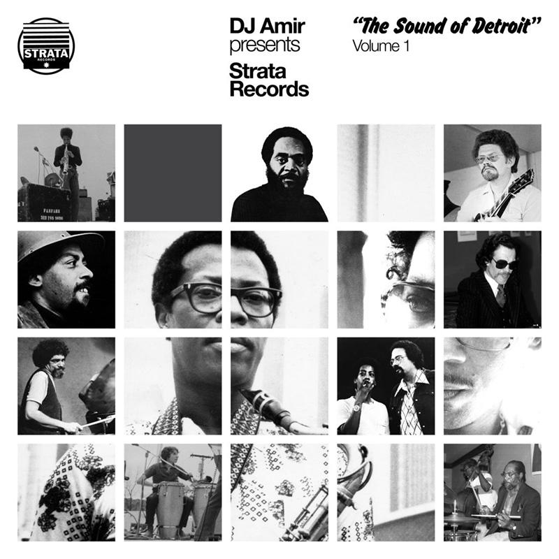 Compile DJ Amir presents Strata Records