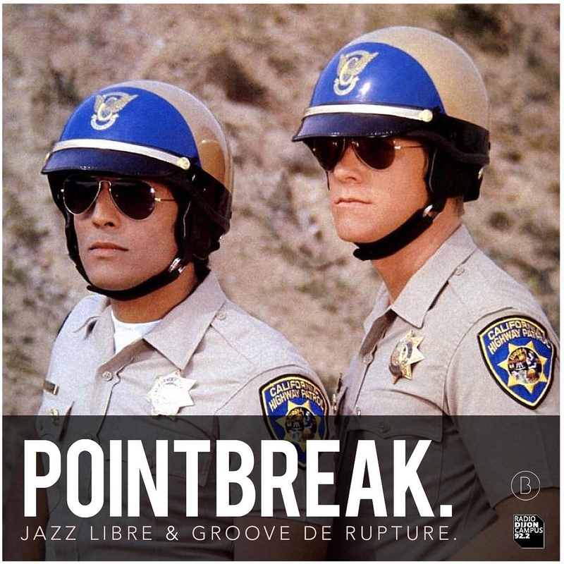 PointBreak, Radio Mix feat. Jean Delestrade
