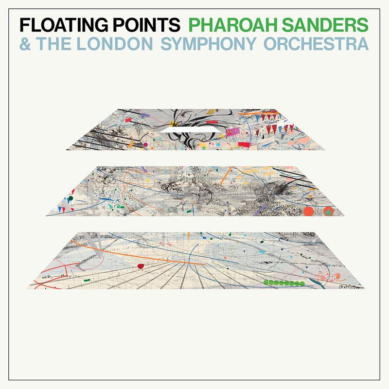 Floating points, Pharoah Sanders & London Symphony orchestra - Promises