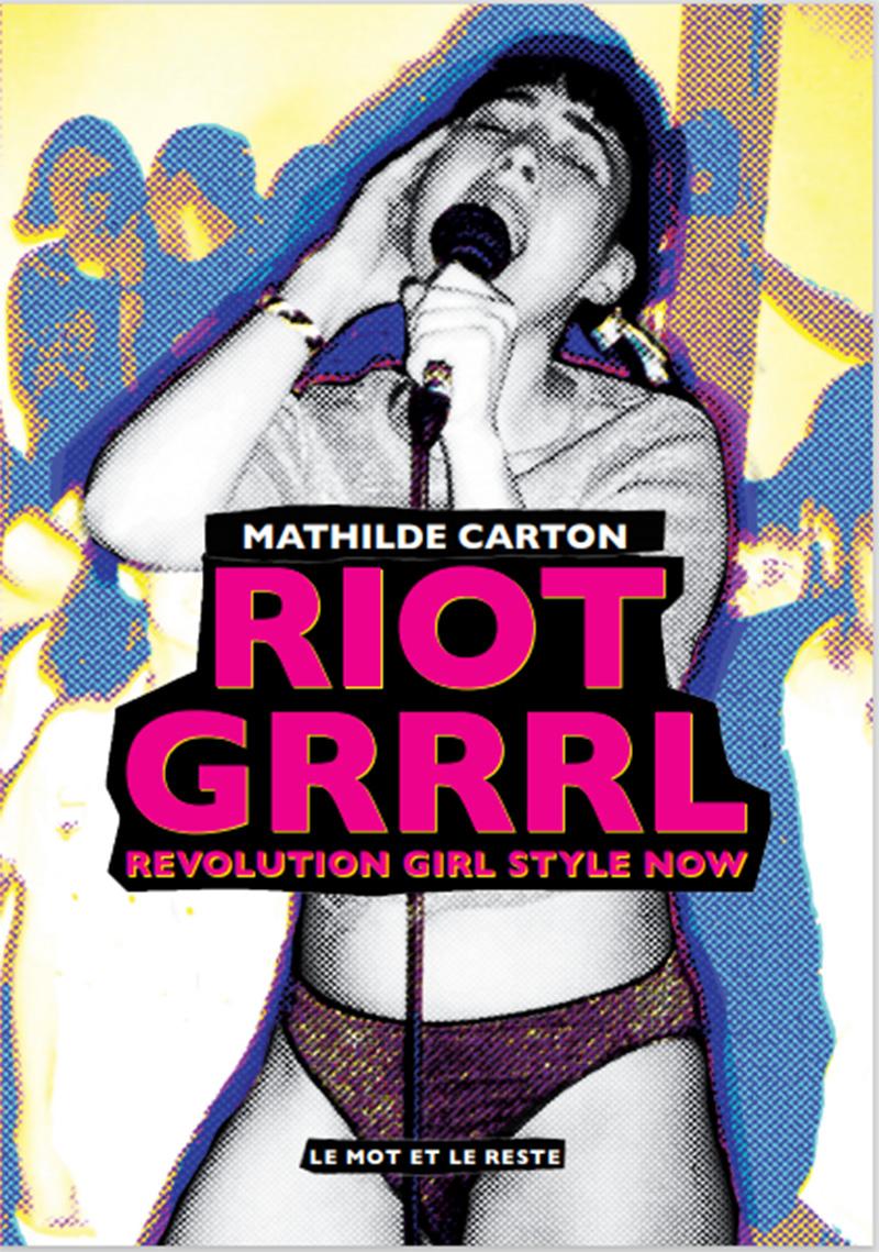 Riot Grrrl couverture