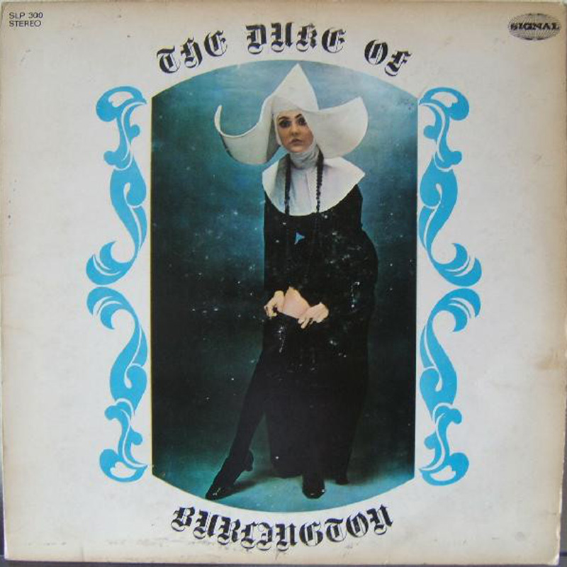 The Duke of Burlington album