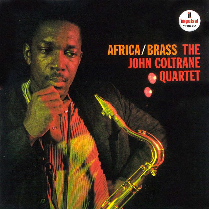 John Coltrane - Africa