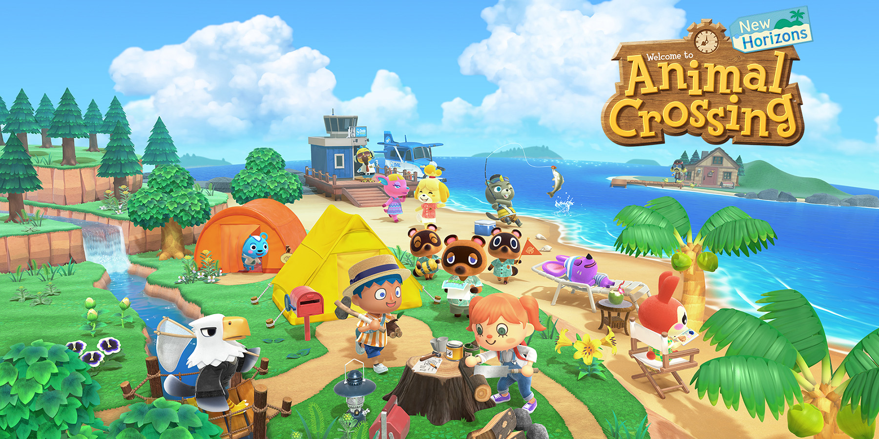 Animal Crossing, New Horizons