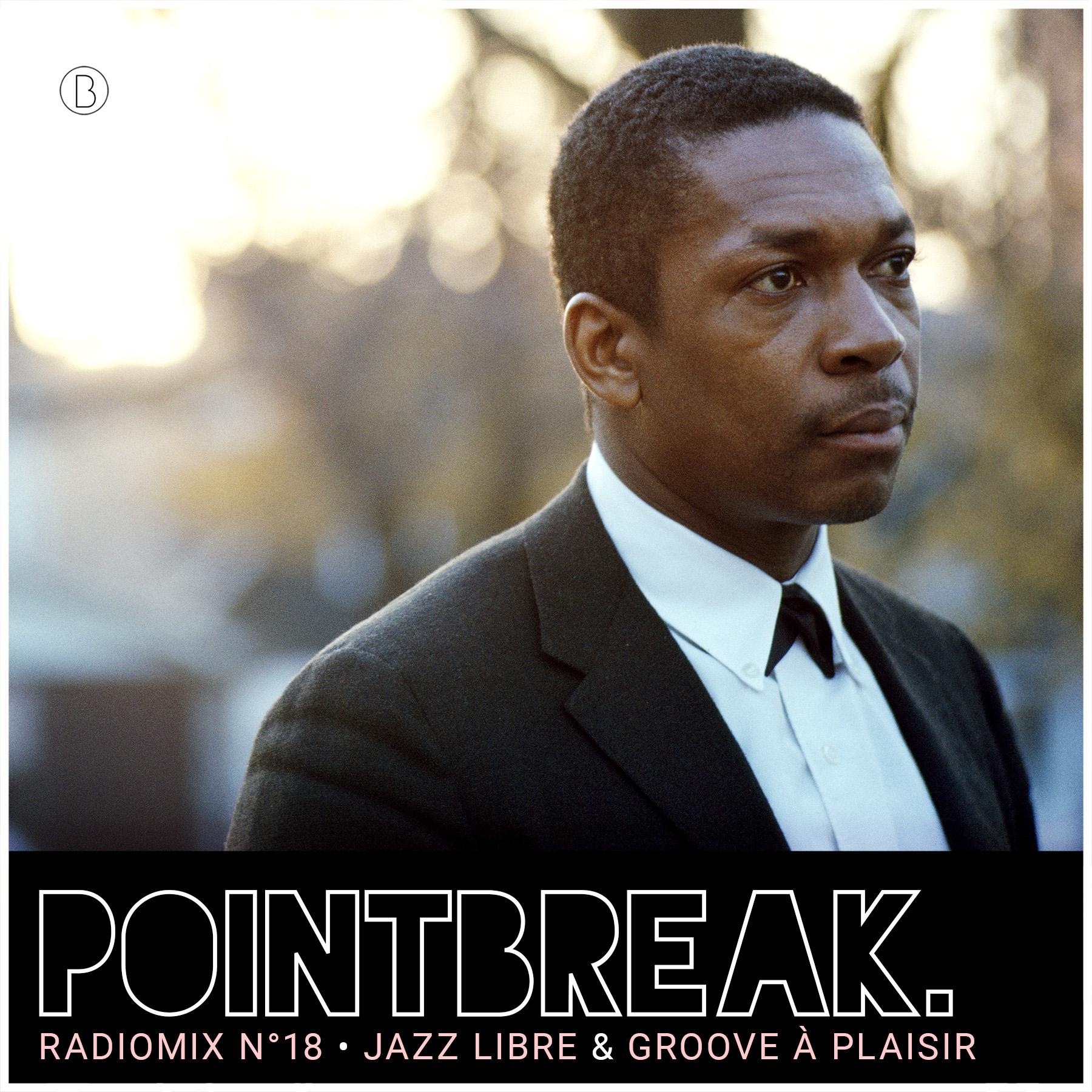 visuel du radiomix 18 spécial Coltrane
