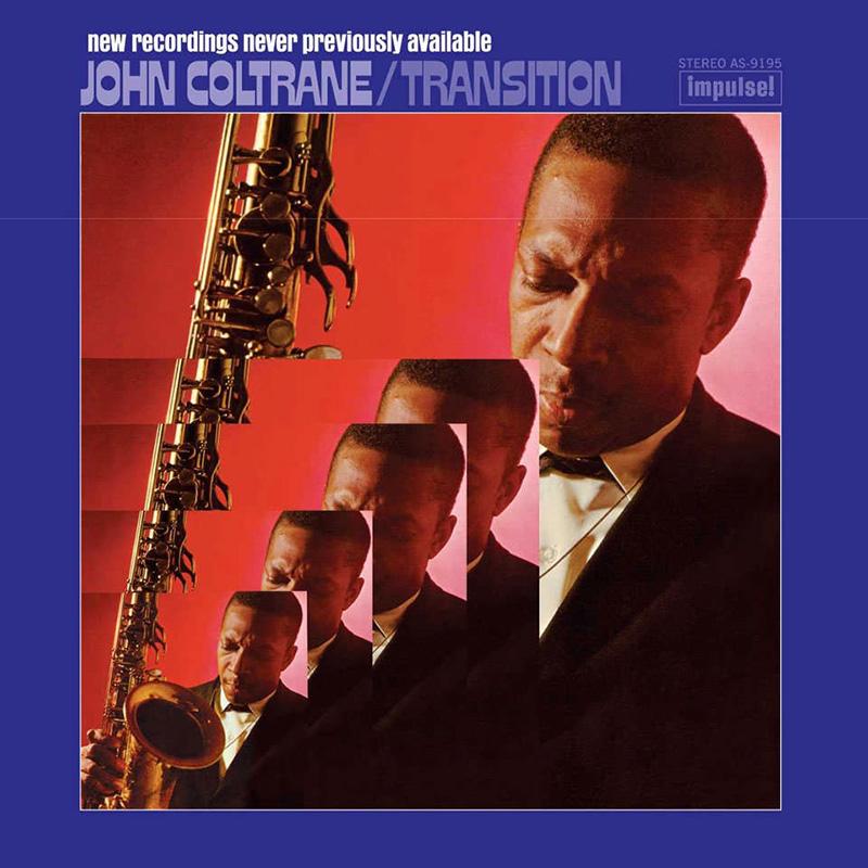 John Coltrane Transition