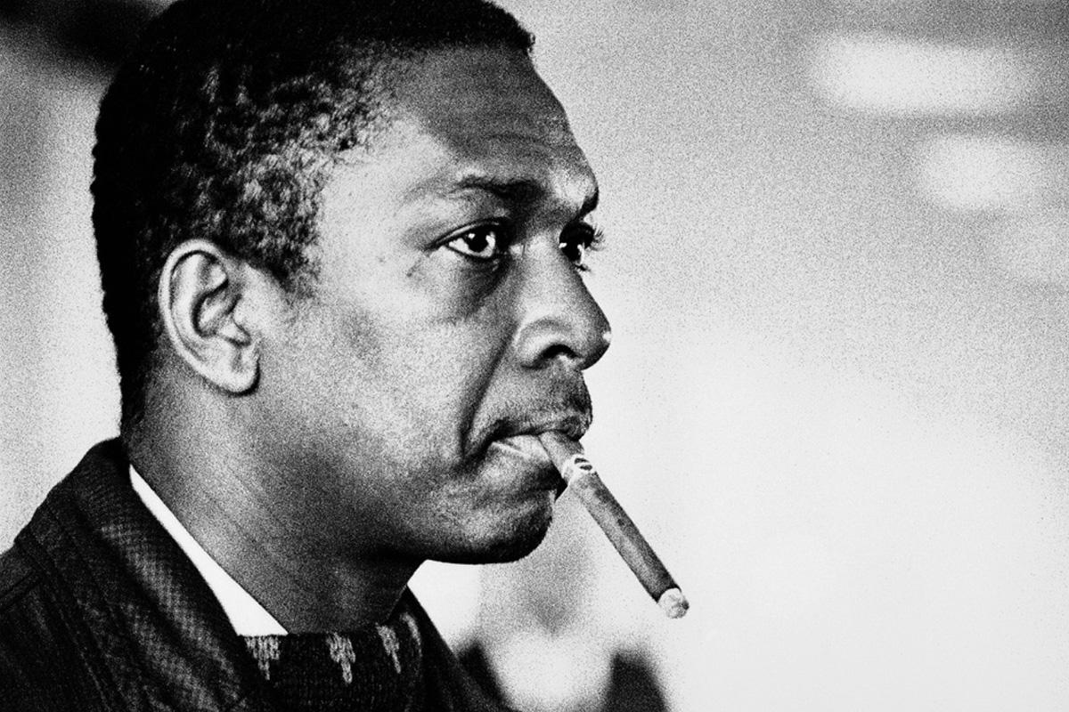 John Coltrane à Milan en 1962