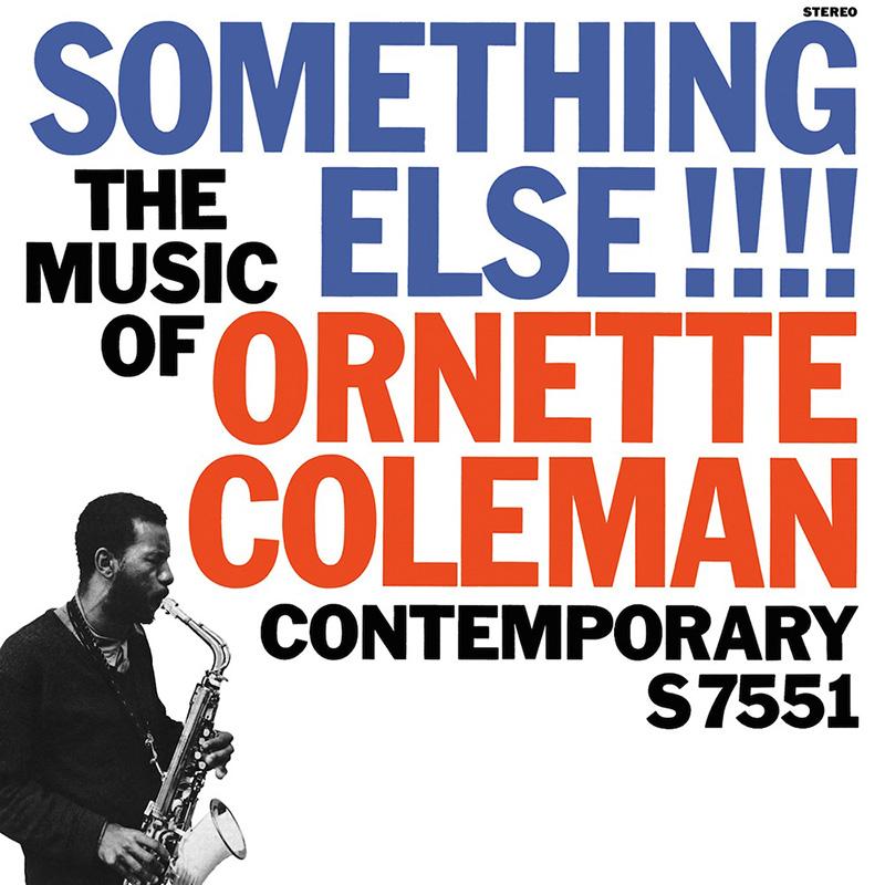 Ornette Coleman – Something Else!!!!