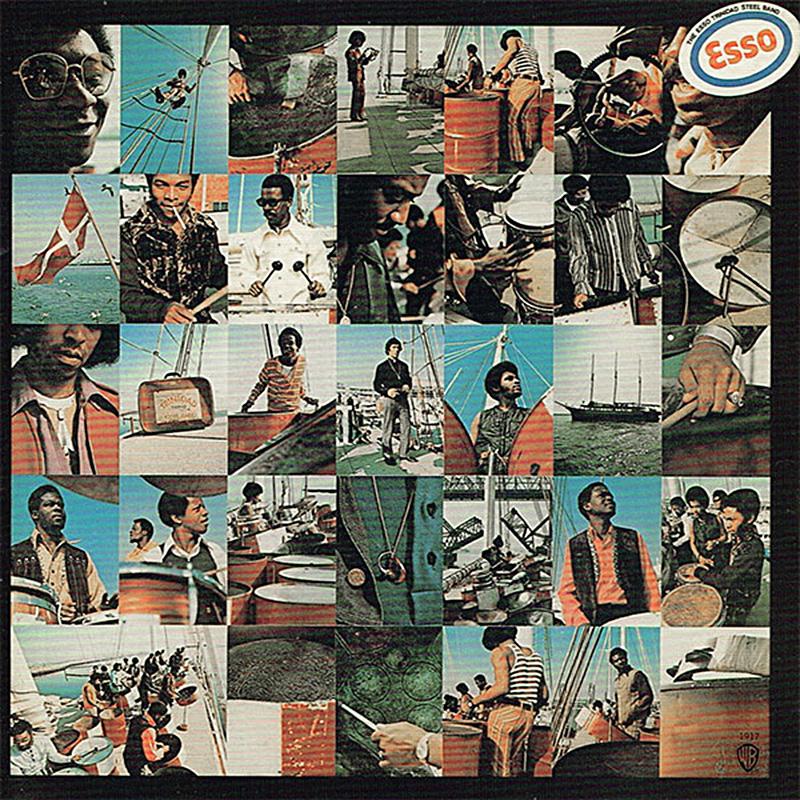 The Esso Trinidad Steel Band, 1971