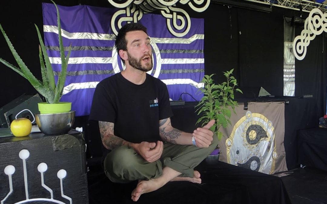 Musiques plantes, interview