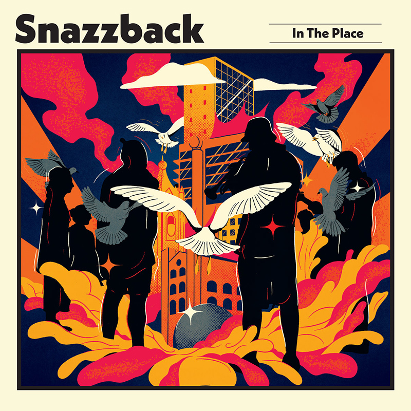 Snazzback In The Place